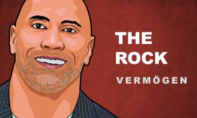 The Rock Vermögen und Einkommen