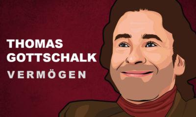 Thomas Gottschalk Vermögen und Einkommen