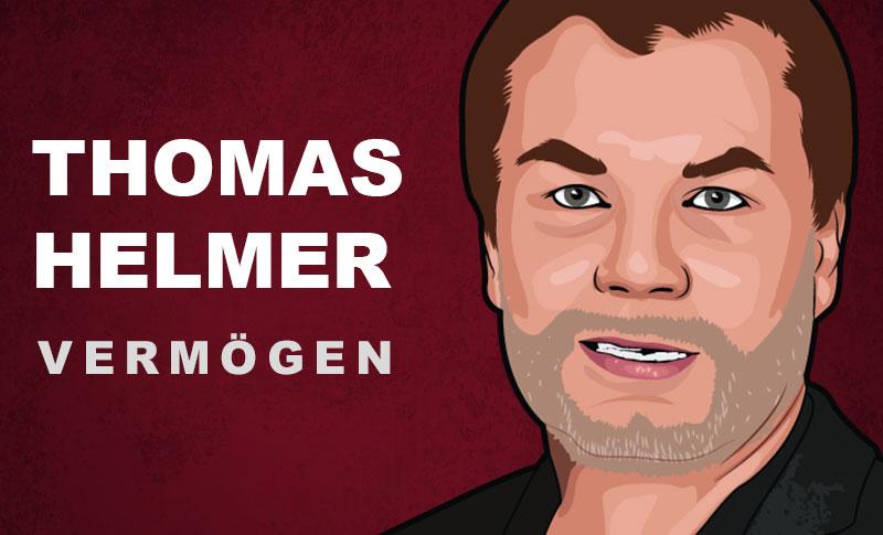 Thomas Helmer Vermögen und Einkommen