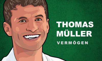 Thomas Müller Vermögen und Einkommen