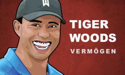 Tiger Woods Vermögen und Einkommen
