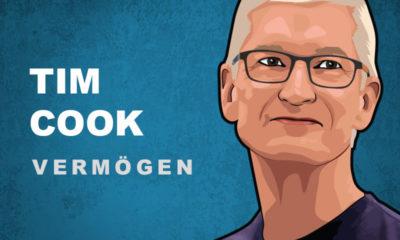 Tim Cook Vermögen und Einkommen