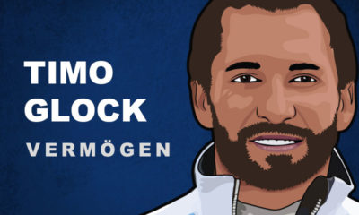 Timo Glock Vermögen und Einkommen
