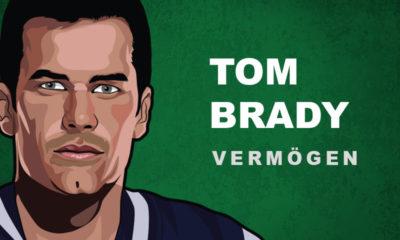 Tom Brady Vermögen und Einkommen