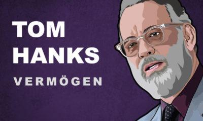 Tom Hanks Vermögen und Einkommen
