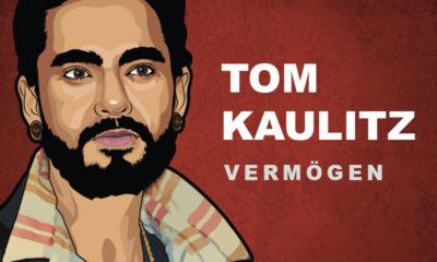 Tom Kaulitz Vermögen und Einkommen