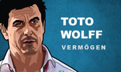 Toto Wolff Vermögen und Einkommen