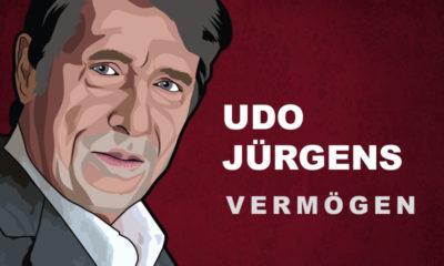 Udo Jürgens Vermögen und Einkommen