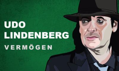 Udo Lindenberg Vermögen und Einkommen