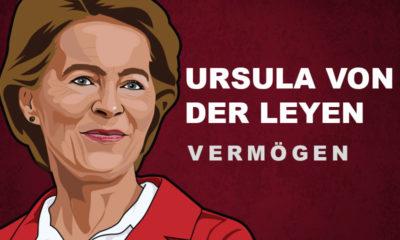 Ursula von der Leyen Vermögen und Einkommen