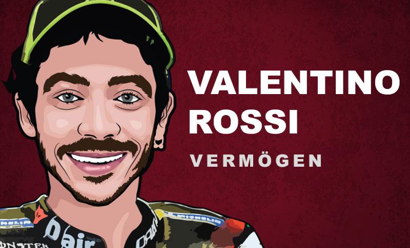 Valentino Rossi Vermögen und Einkommen