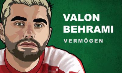 Valon Behrami Vermögen und Einkommen