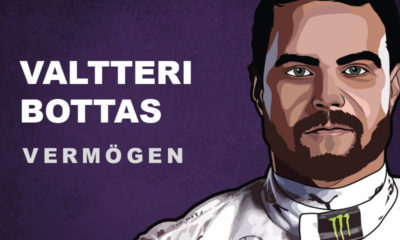 Valtteri Bottas Vermögen und Einkommen