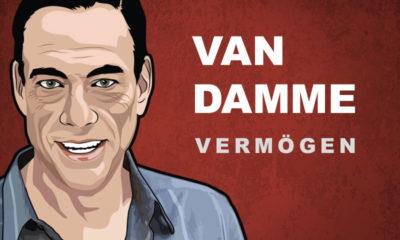 Van Damme Vermögen und Einkommen