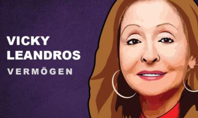 Vicky Leandros Vermögen und Einkommen