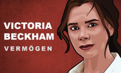 Victoria Beckham Vermögen und Einkommen