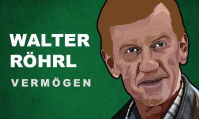 Walter Röhrl Vermögen und Einkommen