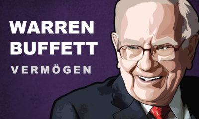 Warren Buffett Vermögen und Einkommen