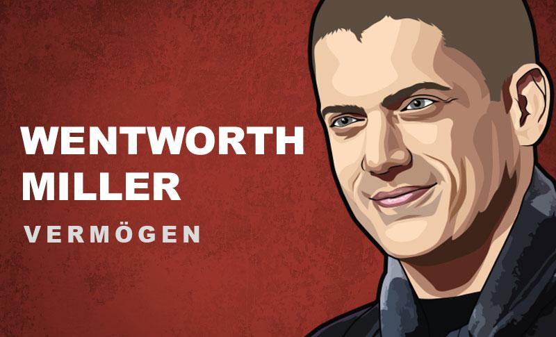 Wentworth Miller Vermögen und Einkommen