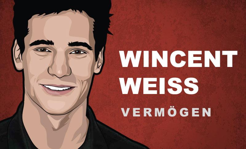 Wincent Weiss Vermögen und Einkommen