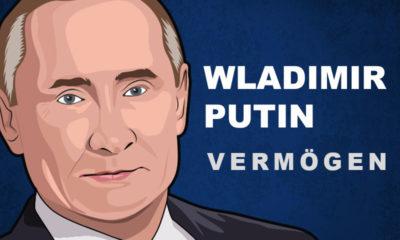 Wladimir Putin Vermögen und Einkommen