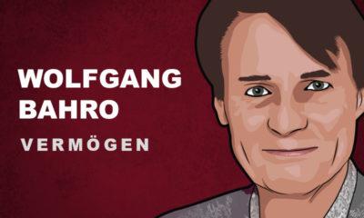 Wolfgang Bahro Vermögen und Einkommen