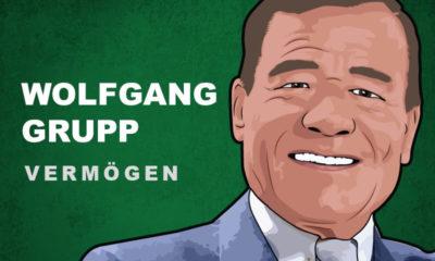 Wolfgang Grupp Vermögen und Einkommen