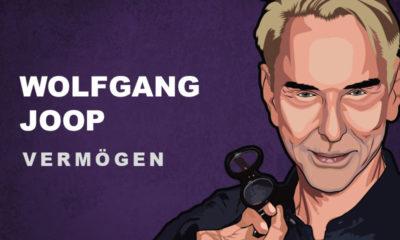 Wolfgang Joop Vermögen und Einkommen