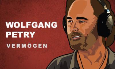 Wolfgang Petry Vermögen und Einkommen