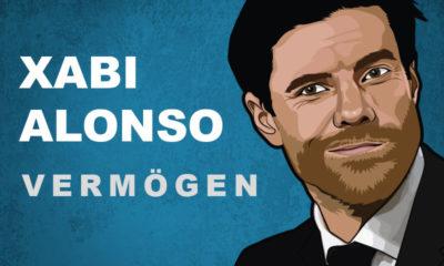 Xabi Alonso Vermögen und Einkommen