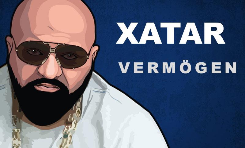 Xatar Vermögen und Einkommen