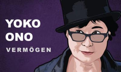 Yoko Ono Vermögen und Einkommen