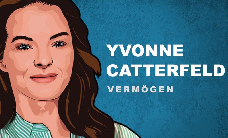 Yvonne Catterfeld Vermögen und Einkommen