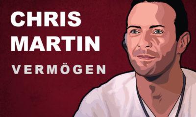 Chris Martin Vermögen und Einkommen
