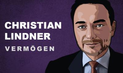 Christian Lindner Vermögen und Einkommen