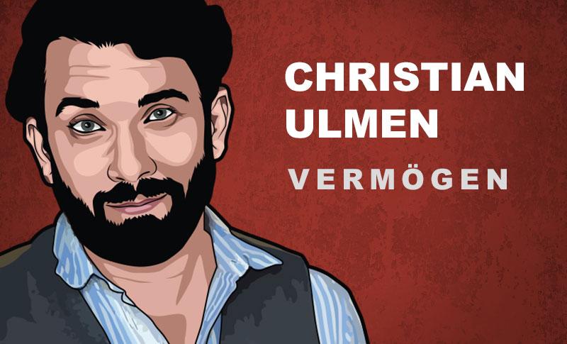Christian Ulmen Vermögen und Einkommen