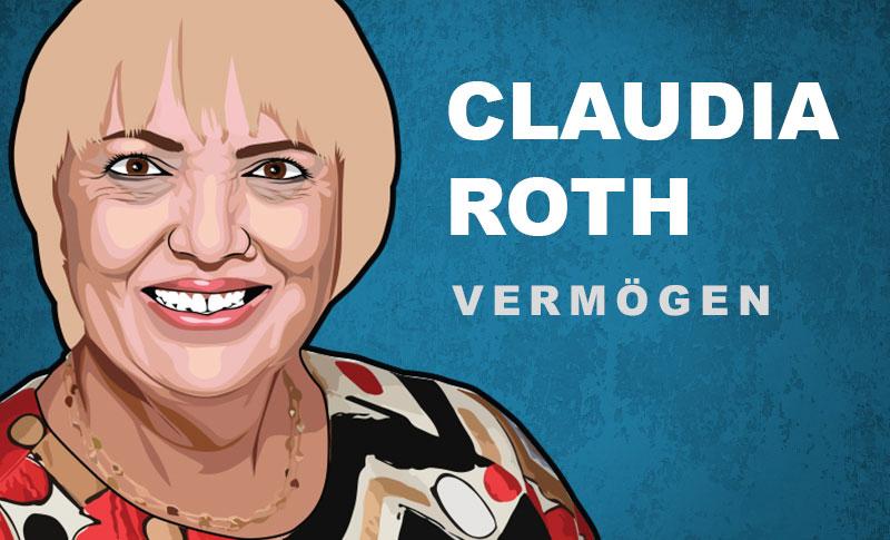 Claudia Roth Vermögen und Einkommen