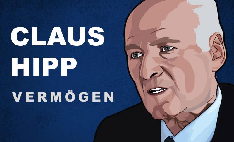 Claus Hipp Vermögen und Einkommen