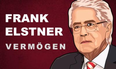 Frank Elstner Vermögen und Einkommen