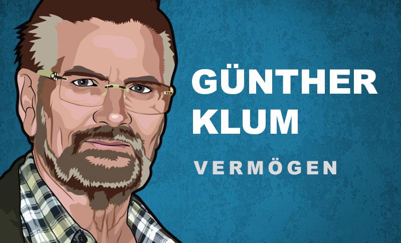 Günther Klum Vermögen und Einkommen