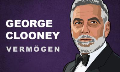 George Clooney Vermögen und Einkommen