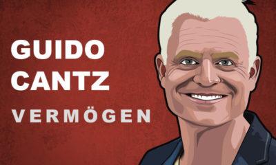 Guido Cantz Vermögen und Einkommen