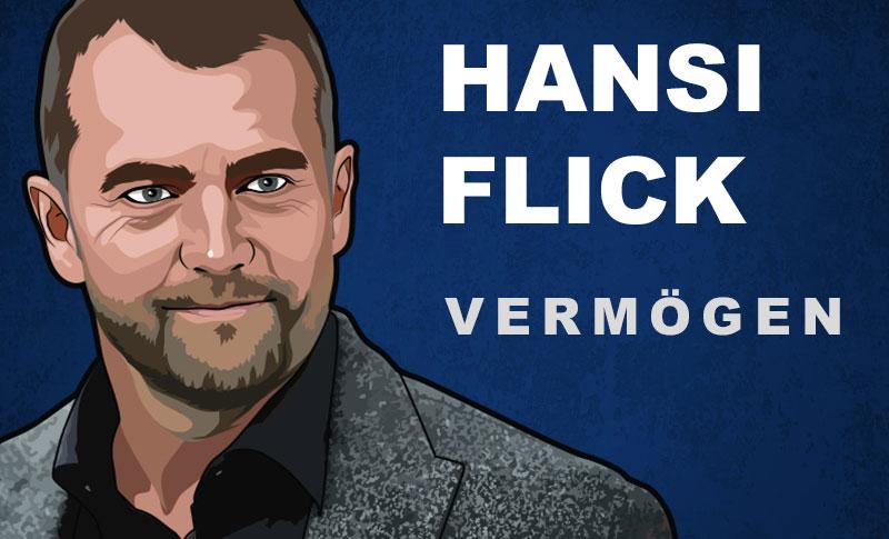 Hansi Flick Vermögen und Einkommen