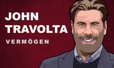 John Travolta Vermögen und Einkommen