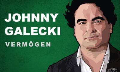 Johnny Galecki Vermögen und Einkommen