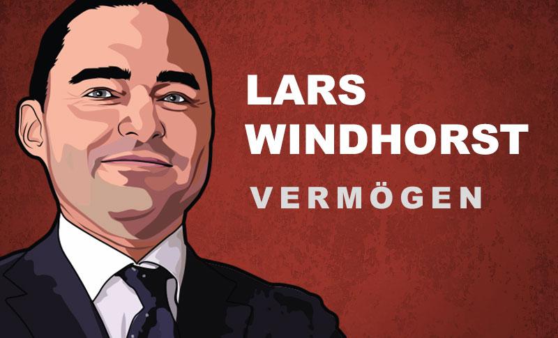 Lars Windhorst Vermögen und Einkommen