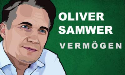 Oliver Samwer Vermögen und Einkommen