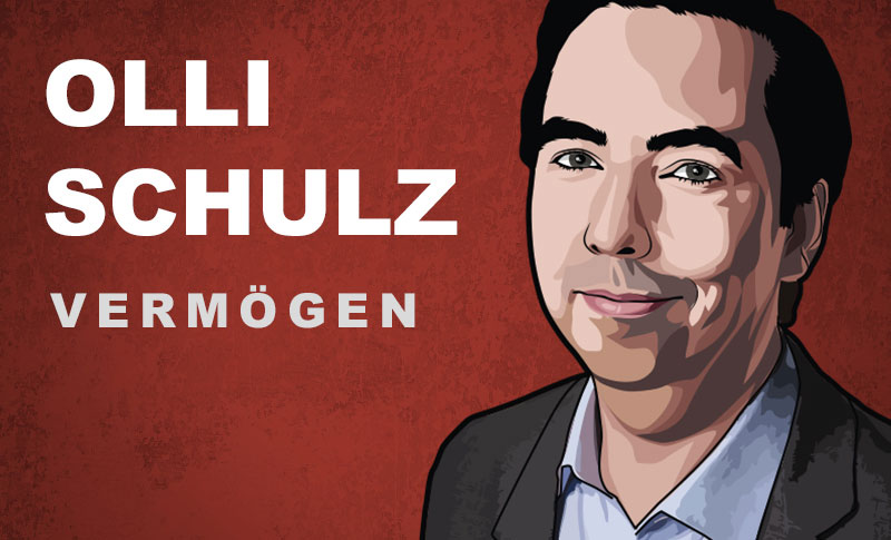 Olli Schulz Vermögen und Einkommen