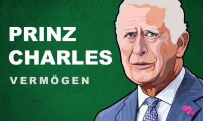 Prinz Charles Vermögen und Einkommen