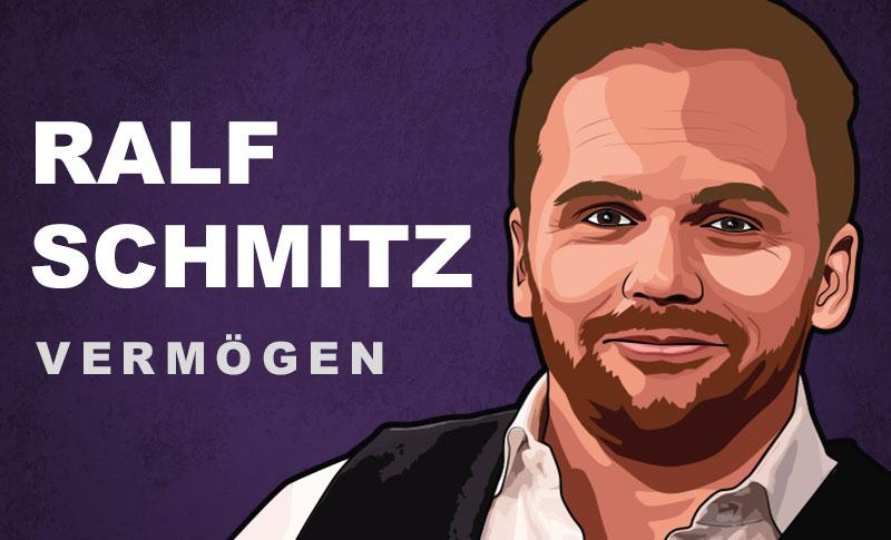 Ralf Schmitz Vermögen und Einkommen